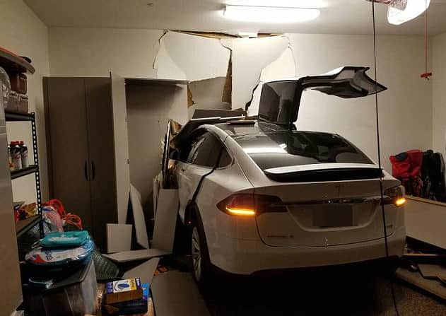Model X Unintended Acceleration Case